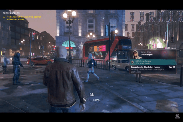 """Watch Dogs Legion gameplay premiere: Taking the """"N"""" out of """"NPC"""" 