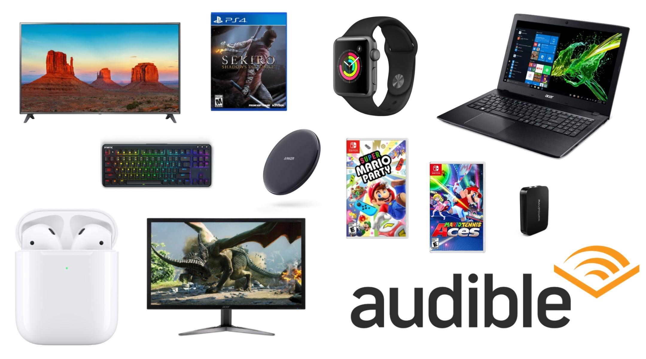 Amazon Audible Affiliate