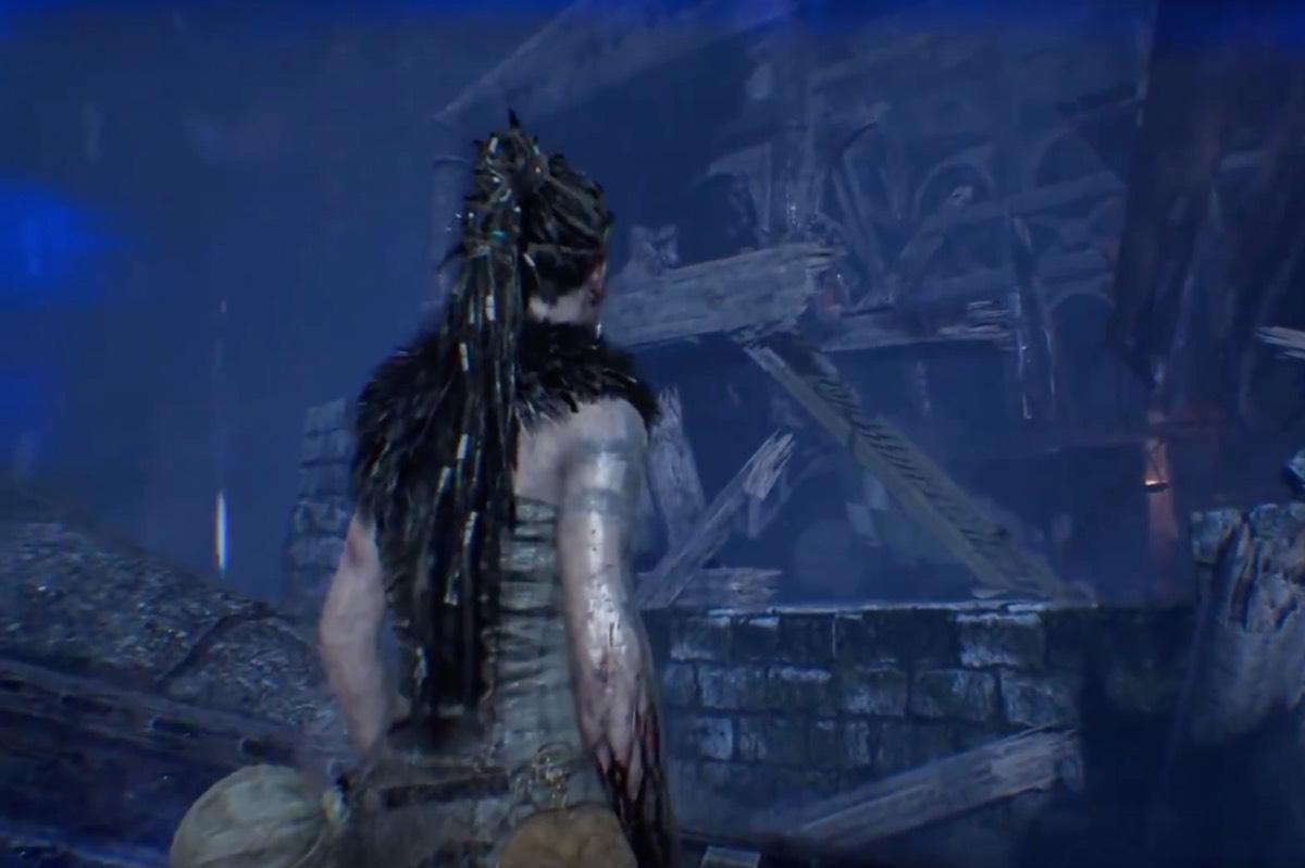 <em>Hellblade: Senua's Sacrifice</em>