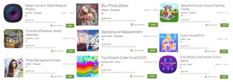 85 Google Play apps with 8 million downloads forced fullscreen ads on users
