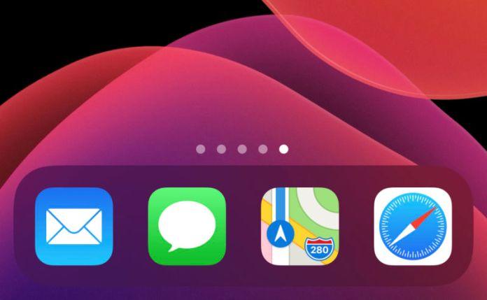 iOS 13 on an iPhone 11 Pro.