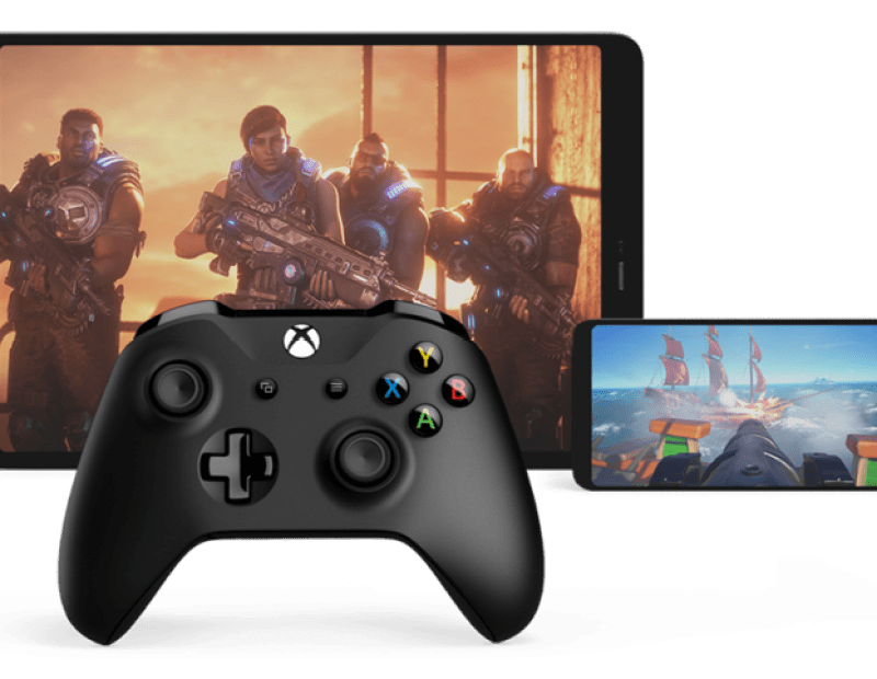 Who needs a portable Xbox when you can stream <em>Gears 5</em> to your Android phone? That seems to be Microsoft's proposition with an upcoming xCloud streaming test.