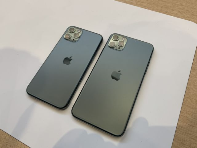 Iphone 11 Iphone 11 Pro And Iphone 11 Pro Max Hands On With