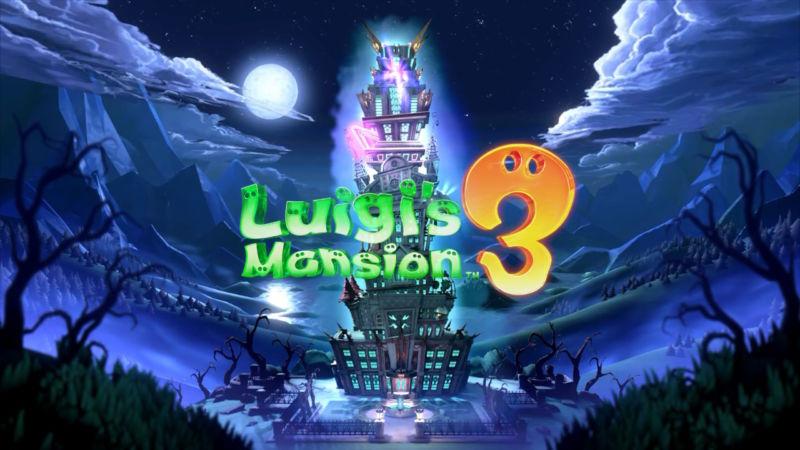 Boo! It's time for <em>Luigi's Mansion 3</em>.
