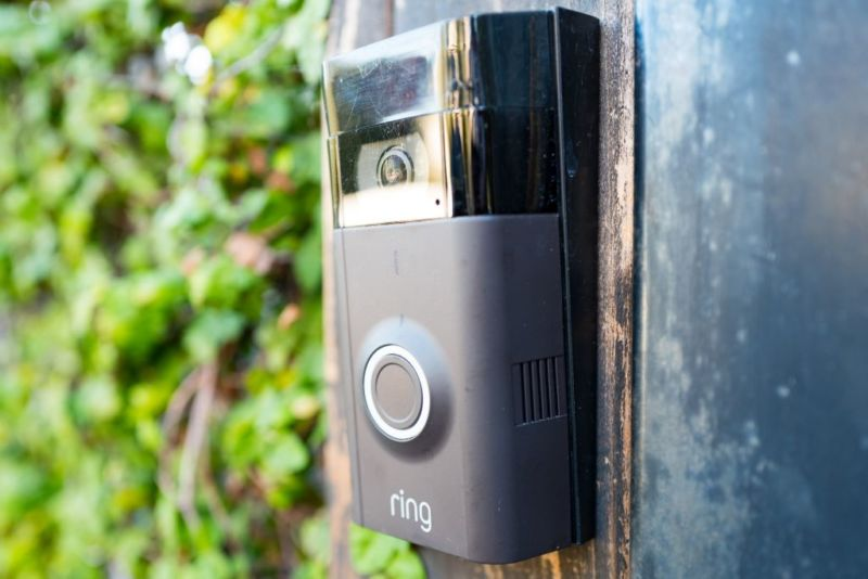 Ring's configuration app sent Wi-Fi setup information unencrypted to some doorbell devices, exposing customers' home networks.