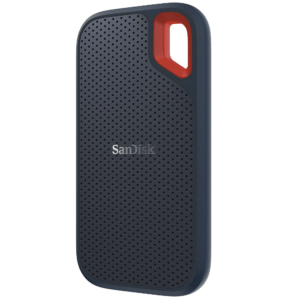 SanDisk Extreme Portable SSD (1TB) product image