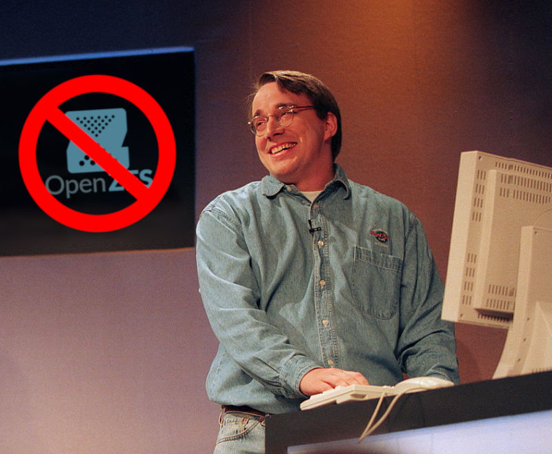 Linus Torvalds is eminently qualified to discuss issues with license compatibility and kernel policy. However, this does not mean he's equally qualified to discuss individual projects in project-specific context.