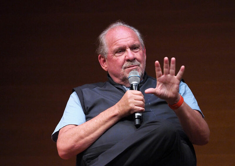 """Producer Larry Brilliant speaks onstage at the HBO Documentary """"Open Your Eyes"""" Special Screening At The Rubin Museum at Rubin Museum of Art on July 13, 2016 in New York City."""