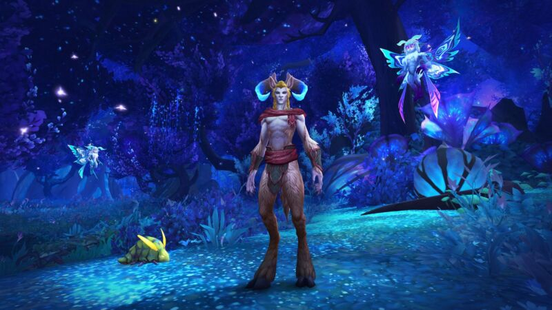 How World of Warcraft has evolved with the Internet