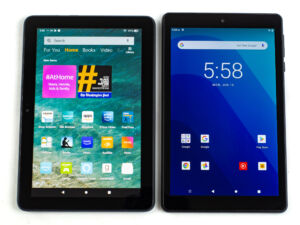 Android: Amazon Fire HD 8 Plus and Walmart Onn 8 Tablet Pro product image