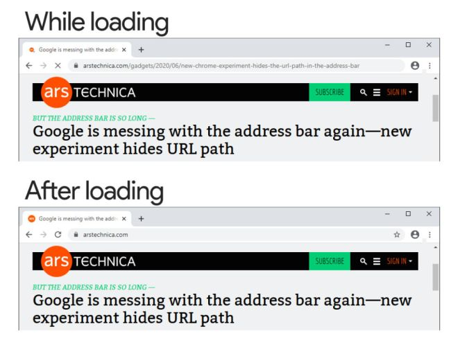3-1-980x724 Google Chrome ends its war on address bar URLs—for now, at least   Ars Technical