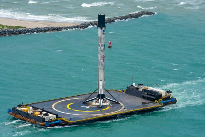 SpaceX added a new core to its fleet with the Demo-2 mission in late May.