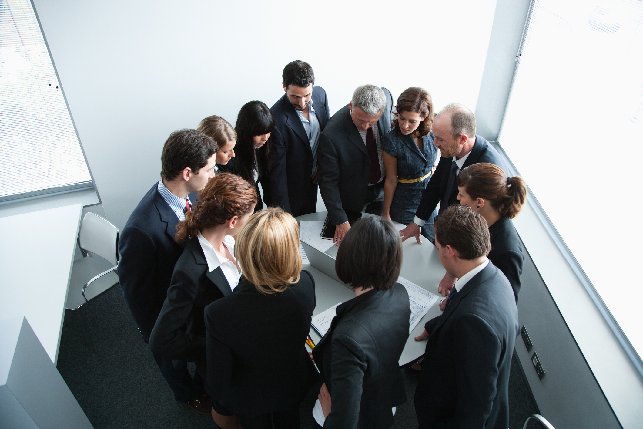 Remember in-person meetings? From the Before-Times?