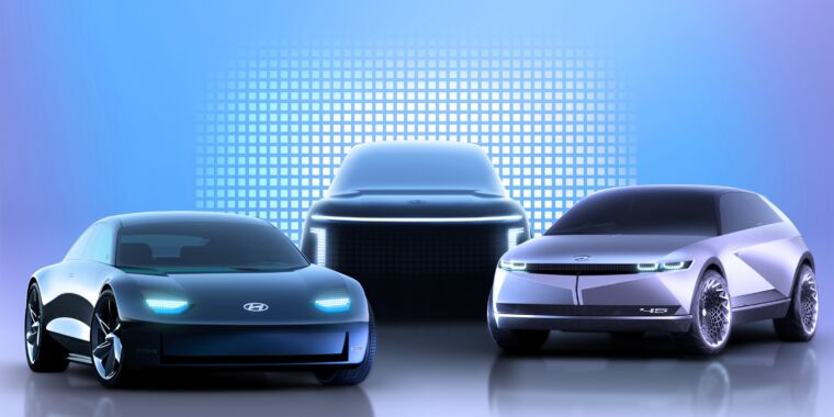 When to expect september 2021. Hyundai Will Launch Three New Electric Cars Starting In 2021 Ars Technica