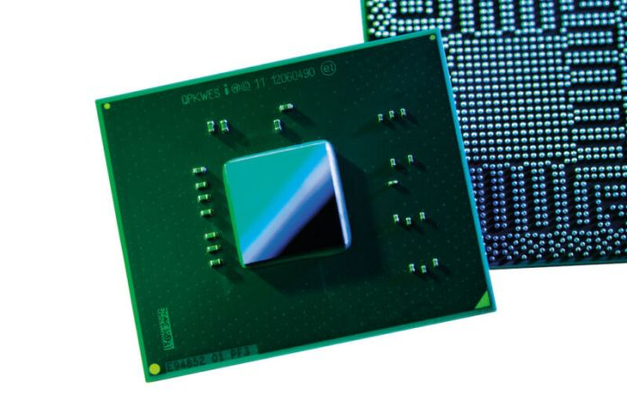 Promotional close-up photo of computer component.