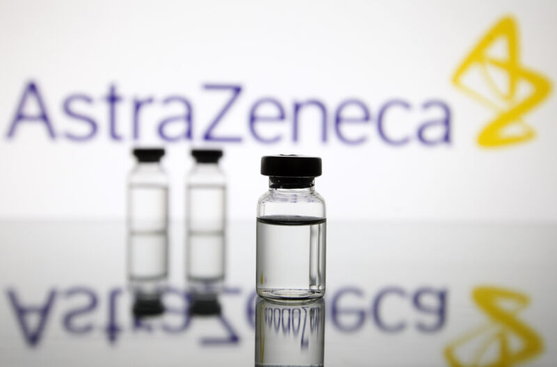 Authorities raise red flags about AstraZeneca's vaccine press release [Updated]
