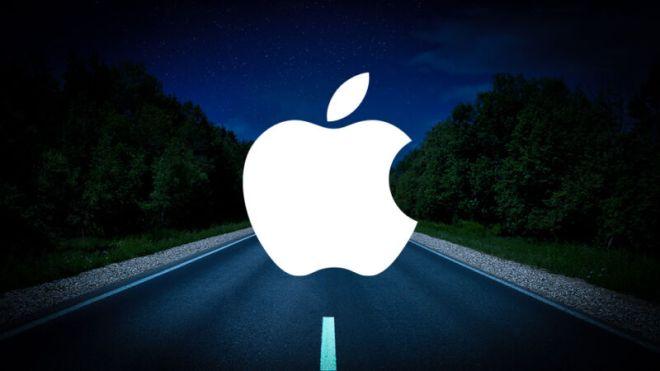 apple-car-logo-road-800x450 Apple Watch lead Kevin Lynch shifts focus to car development | Ars Technical