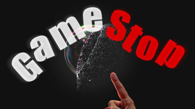 , Hvorfor solgte GameStop ikke noget af sin oppustede lager under boblen?, Zyberdata