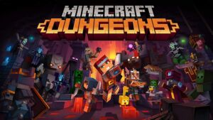 Minecraft Dungeons product image