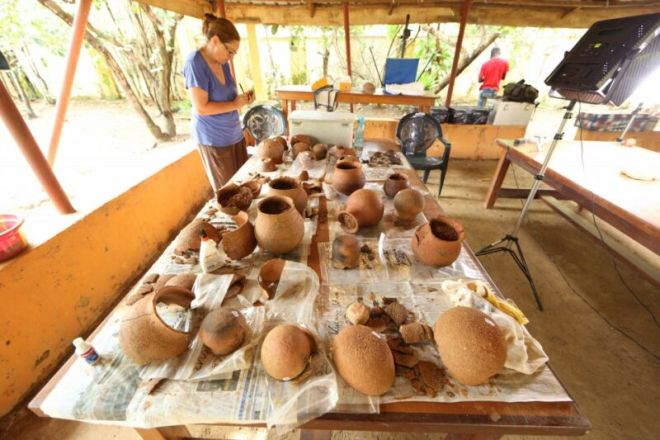 Nok-vessels-800x533 Africa's first Iron Age culture had a sweet tooth | Ars Technical