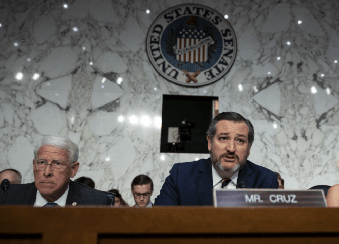 wicker_cruz-800x575 Republicans and Democrats increasingly agree: Big Tech is too powerful | Ars Technical