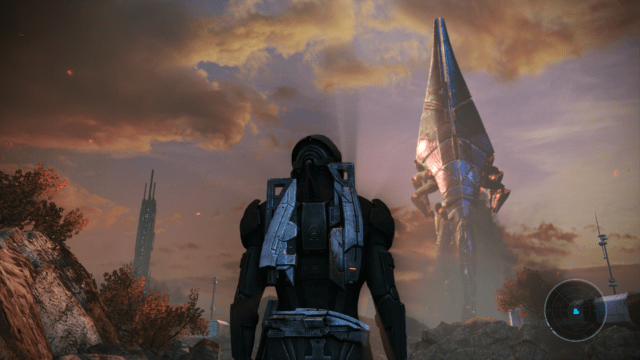 <em>Mass Effect: Legendary Edition</em> touches up a trilogy of classic action-RPGs for more modern hardware.