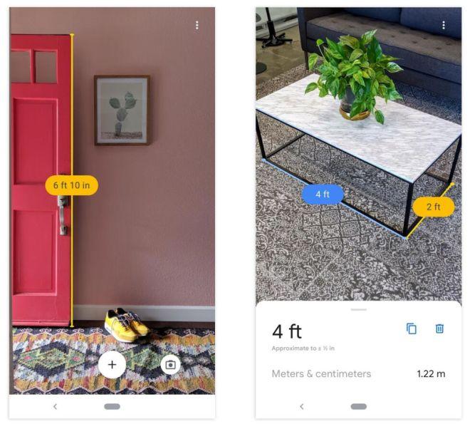 "11-980x883 Google kills its augmented reality ""Measure"" app | Ars Technical"