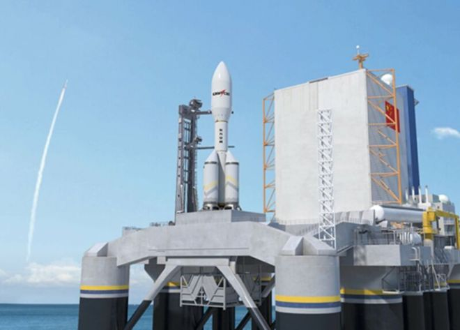 Dongfang-Space-800x573 Rocket Report: Vandals spray paint Buran, China to launch first crew in 4 years | Ars Technical