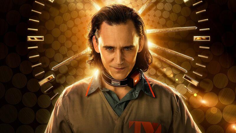 Tom Hiddleston stars in the latest MCU series, <em>Loki</em>, which premiered last night on Disney+.