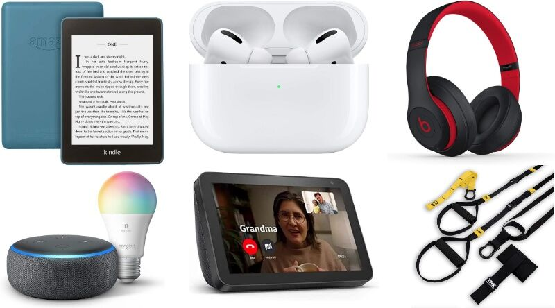 The 12 best deals from Amazon's early Black Friday event