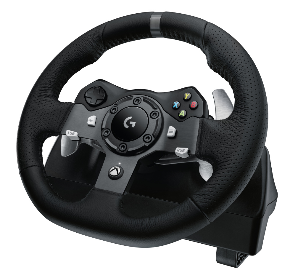 Logitech G29 And G920 Racing Wheels Coming To PS4 And Xbox