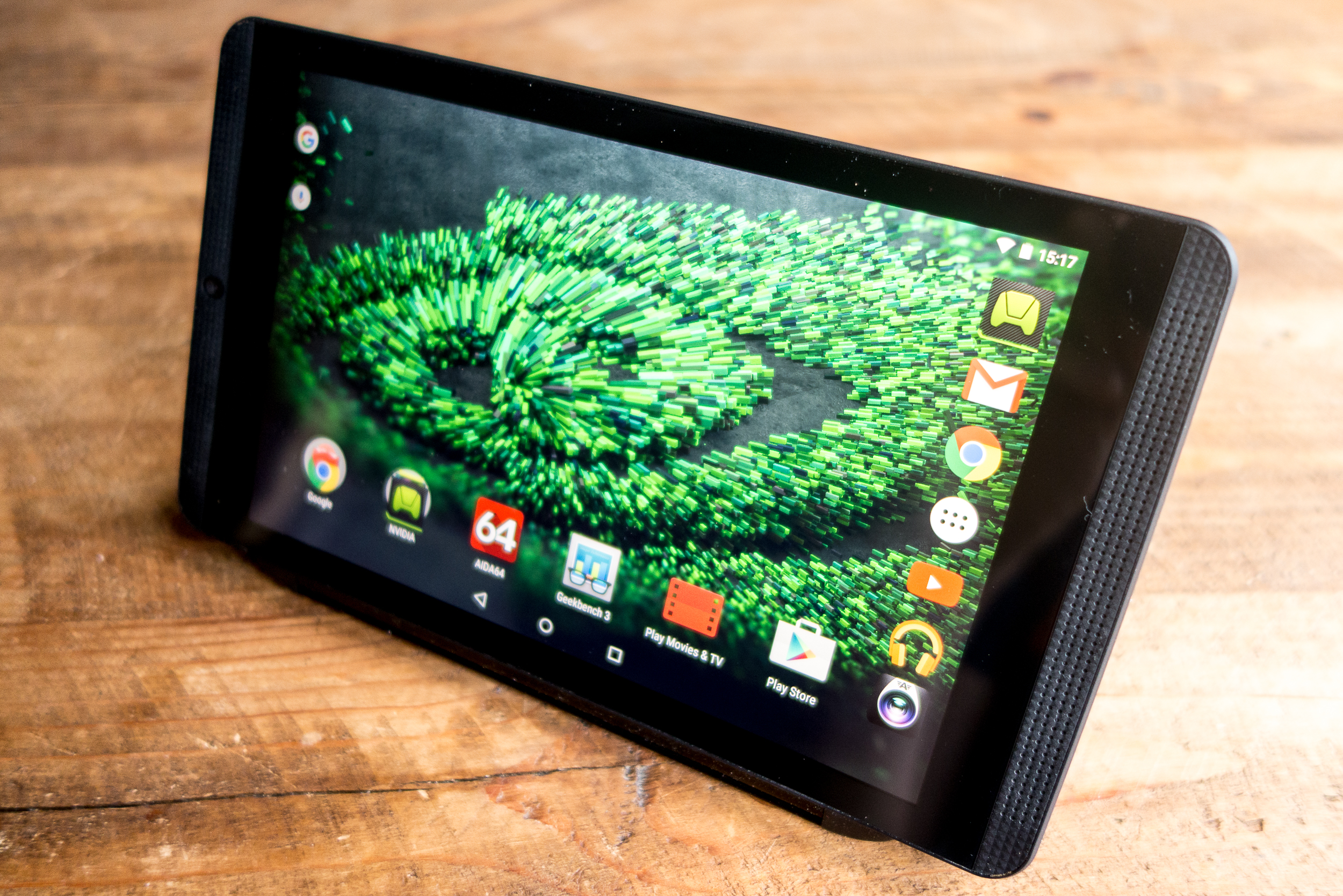 living room gaming pc mini bar for small nvidia's shield tablet k1 is (mostly) the same tab with a ...