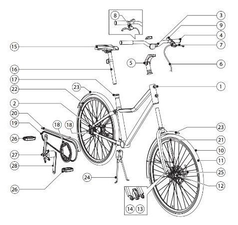 IKEA unveils flat-pack bicycle, will go on sale this