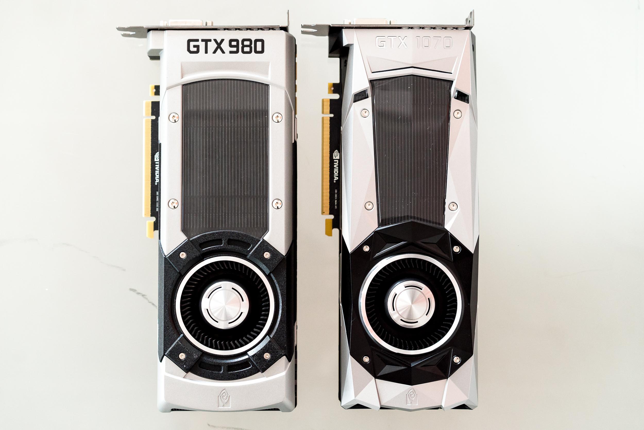 nvidia gtx 1070 review