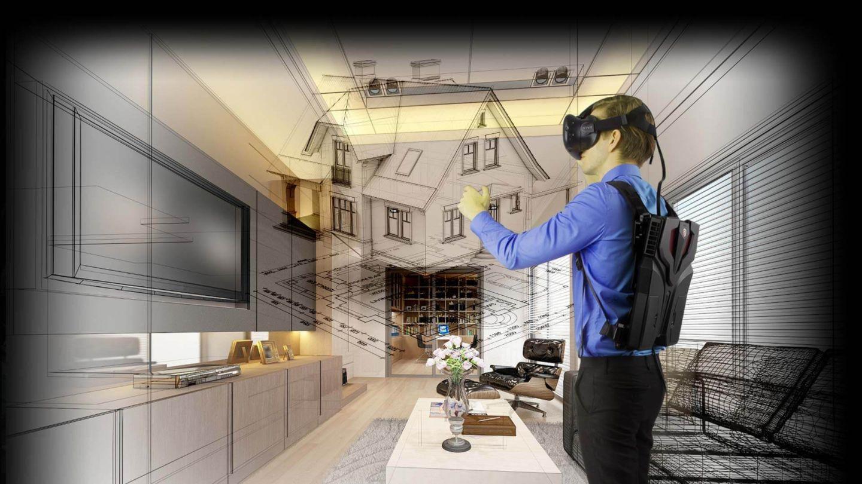 MSI VR One PC Backpack