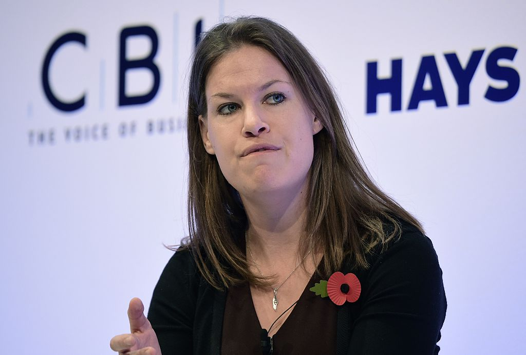 Uber's UK manager, Jo Bertram.