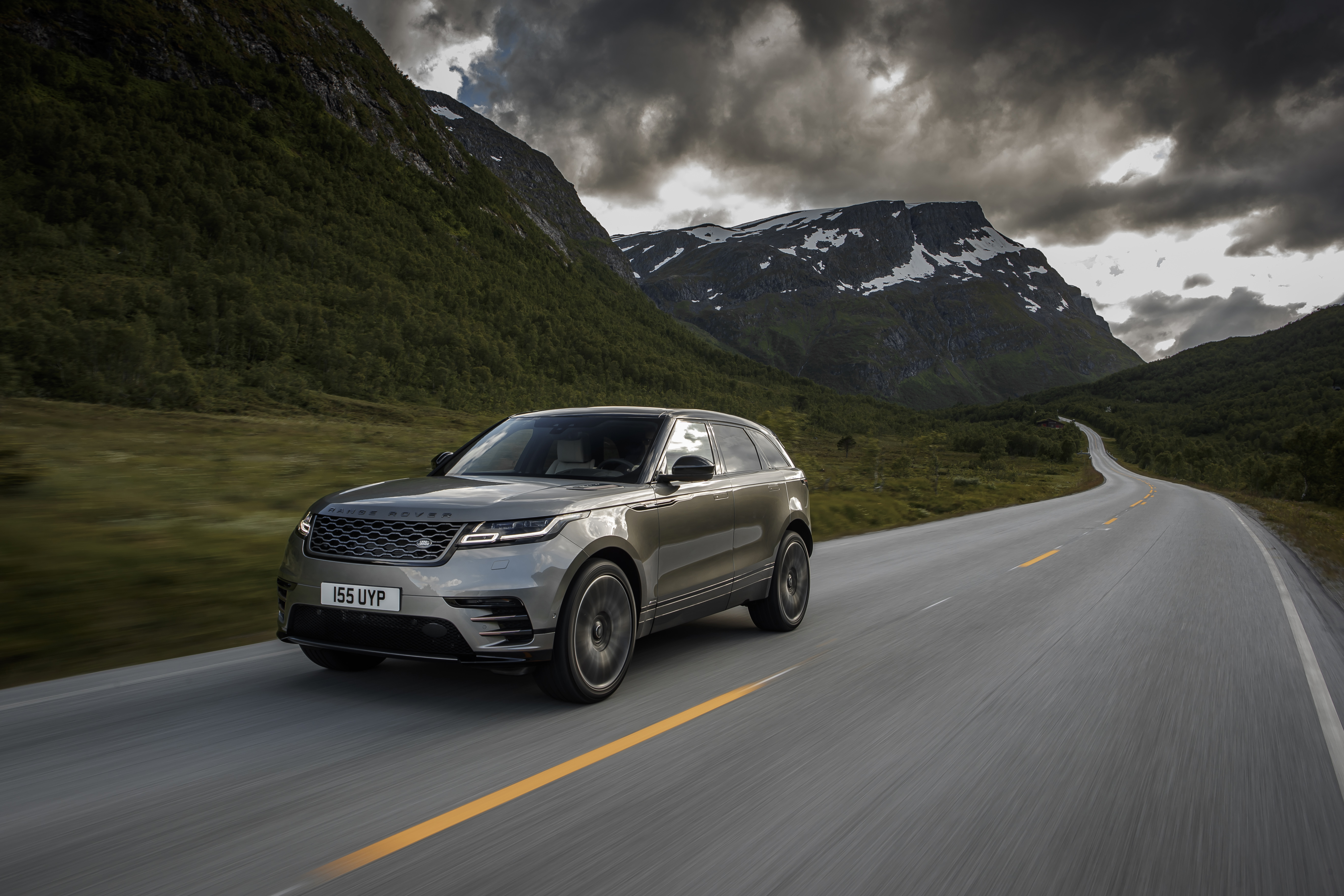Range Rover Velar review A handsome slab of British luxury