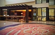 Hotel Lobby Floor Tile