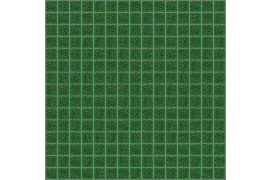 VG630 Cactus Dark Green Vitreous Glass Mosaic Tile  ARTAIC