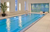 Oneeleven Wacker Luxury Residential Blue Green Pool Mosaic