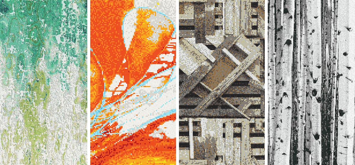 Design Tips Choosing Best Mosaic Tile Pattern
