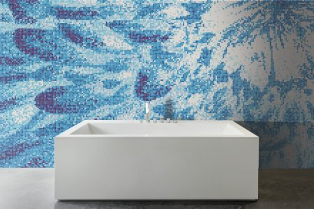bathroom mosaic tile designs artaic