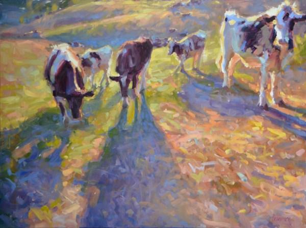 Cows Home Shannon Smith Hughes Artcloud