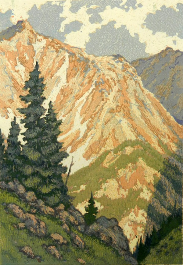 Peak Shadows Breckenridge