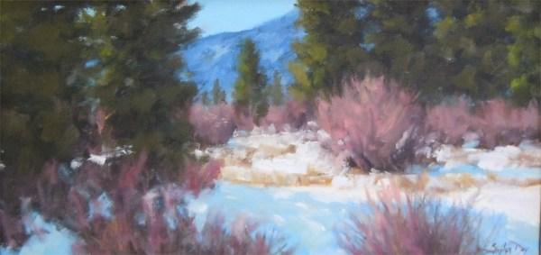 Winter Contrasts Breckenridge