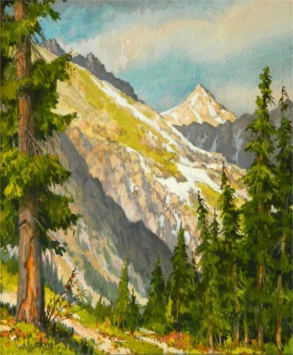 Crystal Peak Valley Breckenridge