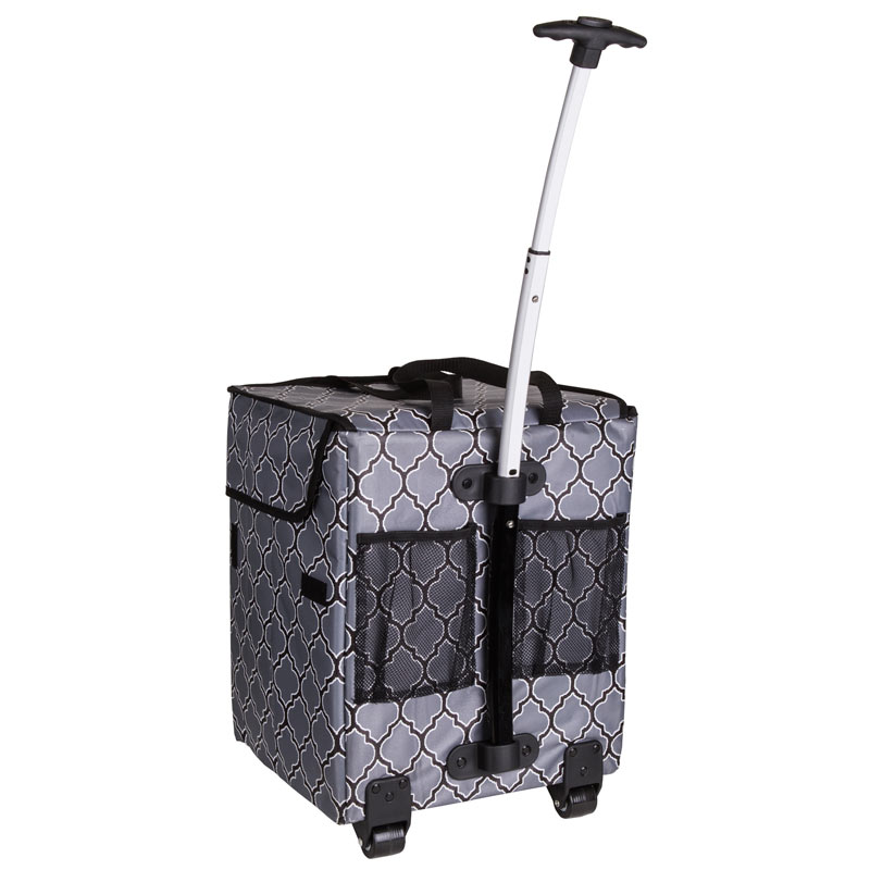 Artbin Rolling Tote Lightweight Collapsible Craft Bag