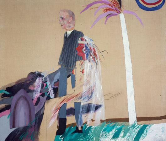 Go See  Nottingham UK David Hockney 19601968 A
