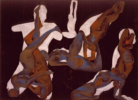 Francesco Clemente, Everybody's Child (1990), Courtesy Thomas Ammann Fine Art AG, Zurich