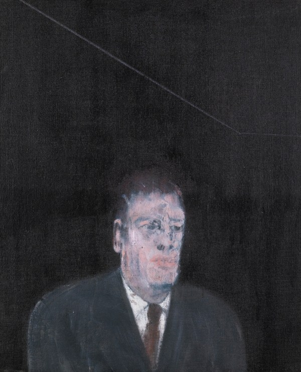 Francis Bacon Study for Portrait